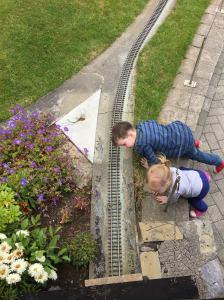 Keeping an eye on the Irish railway